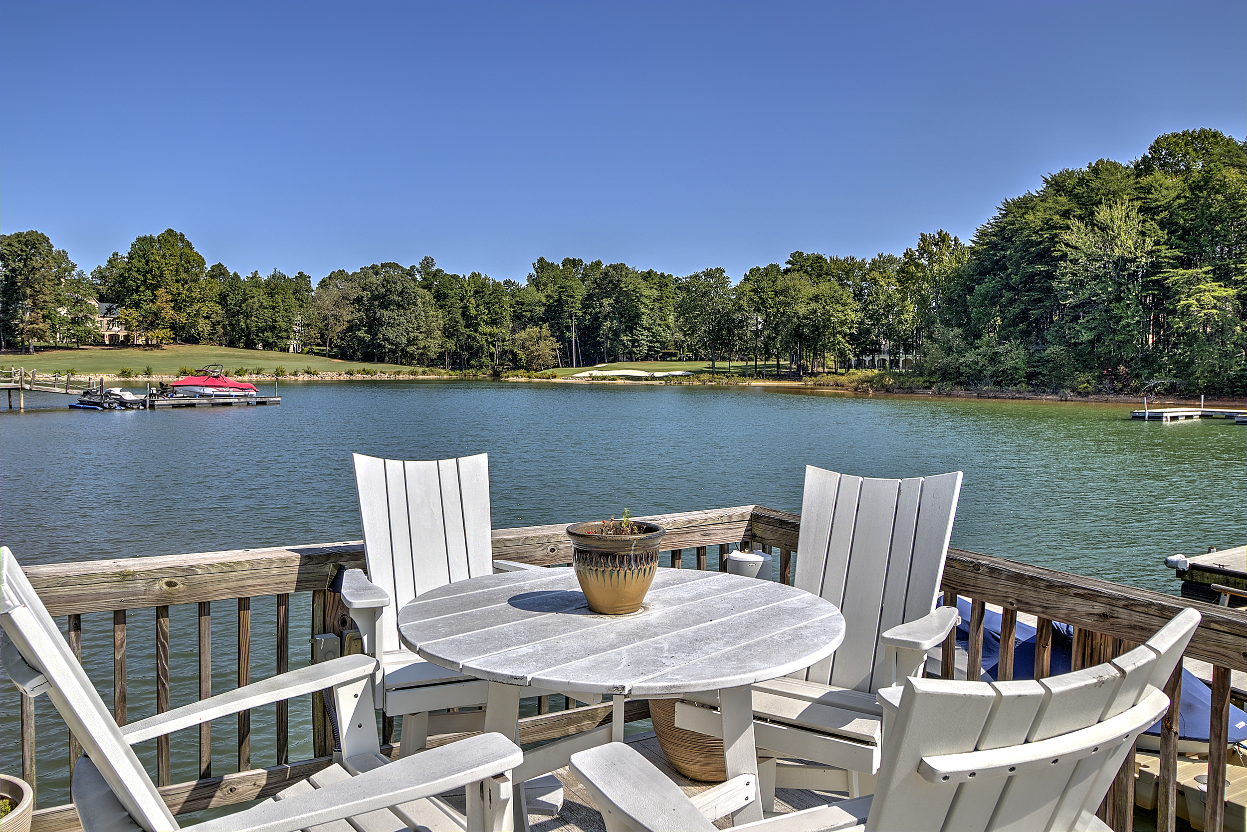 Stunning custom Kingswood waterfront home